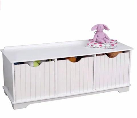 11 Best Toy Organizer That Keeps Your Inside Home Design KidKraft Wooden Storage Bench