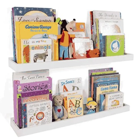 11 Best Toy Organizer That Keeps Your Inside Home Design Wallniture Nursery Bookshelf