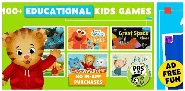 Best Educational Apps for Children 2021 – for Android and IOS PBS KIDS Games