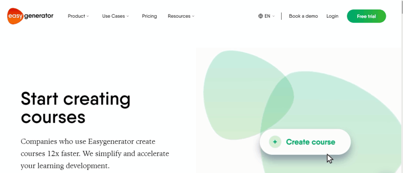 10 Best Rapid Authoring Tools for eLearning Easygenerator