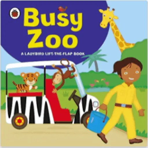 Best Books for 1 Year Old Baby (Boy Or Girl) 1-YEAR-OLD LIFT THE FLAP BUSY ZOO