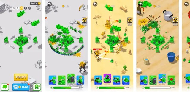 Best Toy Army Games For Android Toy Army Draw Defense