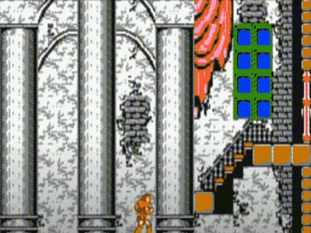 Castlevania Nintendo game 2