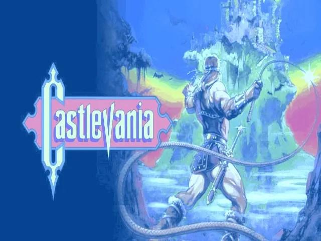 Castlevania Nintendo game