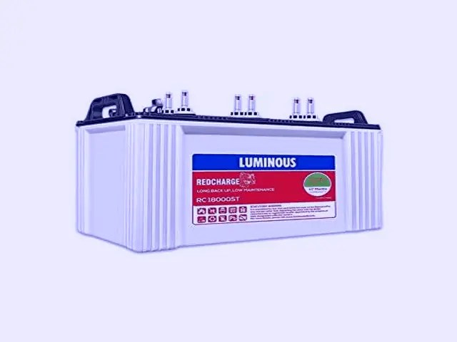 6 Common Questions to Ask When Buying the Best Inverter Battery in India 1