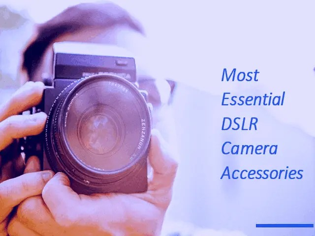 Purchasing and Understanding Essential DSLR Camera Accessories