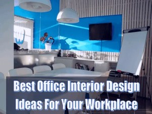 5 Best Office Interior Design Ideas For Your Workplace