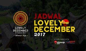 jadwal lovely december 2017