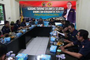 Rapat Pleno Pengurus Karang Taruna Provinsi Sulawesi Selatan