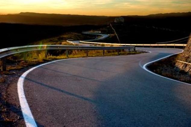 carretera corbes