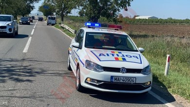 Photo of Accident pe DN 22 în apropiere de intersecţia Cataloi