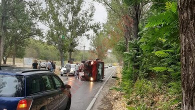 Photo of Încă un accident pe drumul Tulcea-Agighiol