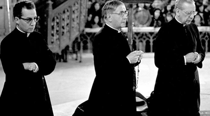 La magistratura española y el Opus Dei - Contrainformación