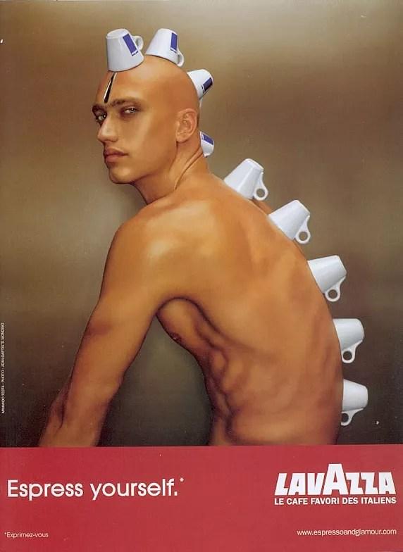 Lavazza 2003 by Jean-Baptiste Mondino