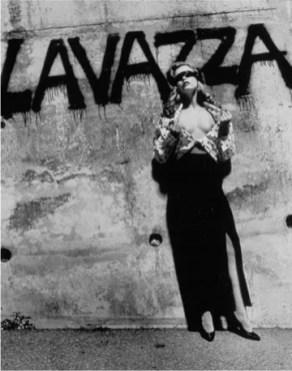 Lavazza 1994 by Helmut Newton