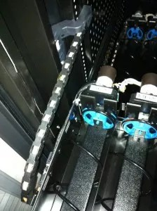 FAS1050 Моторы и укладка проводов