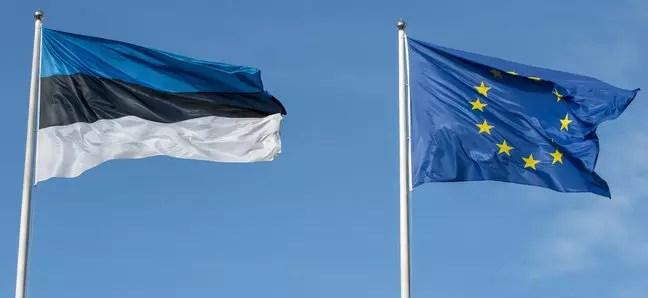 Эстония Евросоюз
