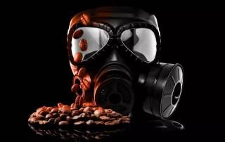Biohazard Coffee самый сильный кофе в мире (не для слабонервных)