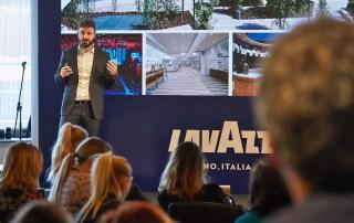 Lavazza запускает первую рекламную кампанию в России