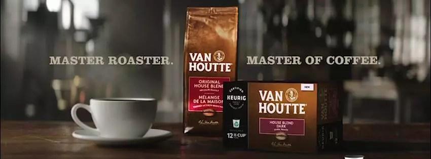 Кофейный бренд Van Houtte празднует 100-летний юбилей 01