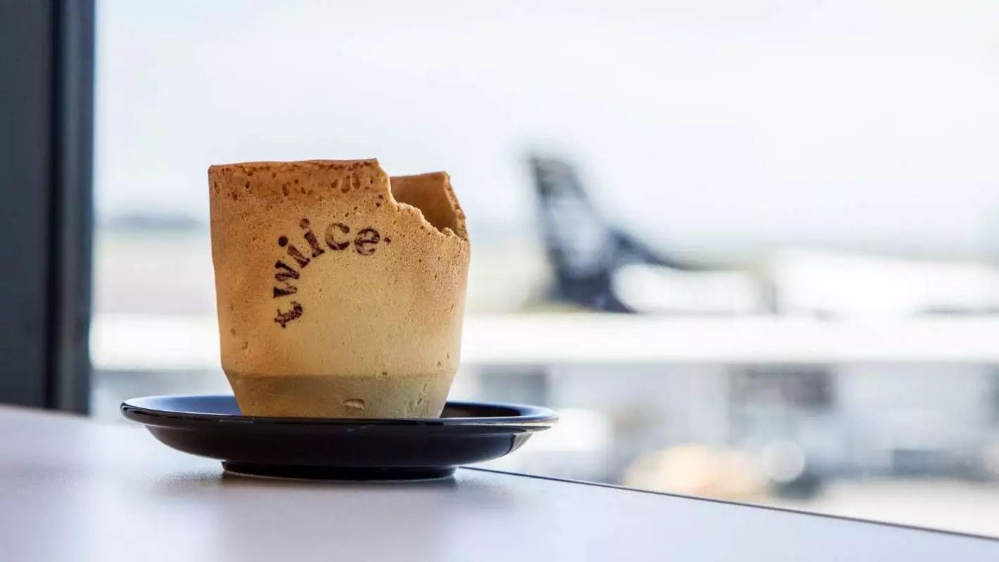 У Air New Zealand такой вкусный кофе, что потом съедаешь чашку