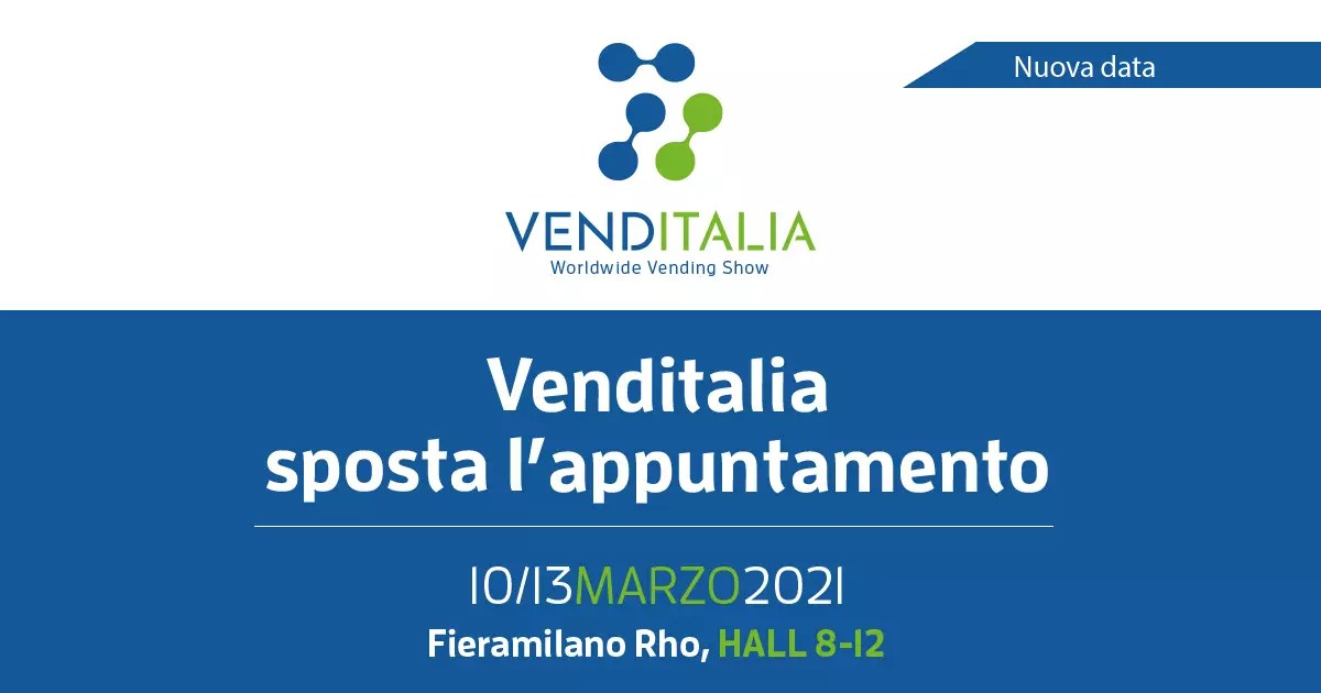Venditalia переносит выставку на март 2021 года