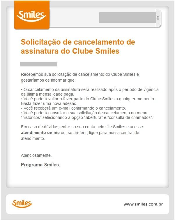 Baja_Clube_Smiles_Correo_Confirmación