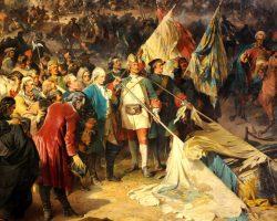 Начало Российской империи было положено после этой победы