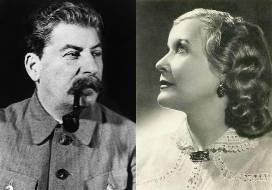 О Сталине c любовью. Любовь Орлова.
