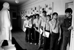 Призывники в СССР из каких мест считались лучшими солдатами