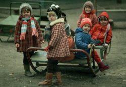 Фото из жизни в СССР. Простые и добрые фотографии