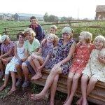 Дети в деревне: жестокость и раннее взросление. Как в деревнях детей воспитывали