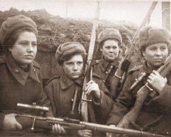 Женщины на войне: правда, о которой  говорить не принято