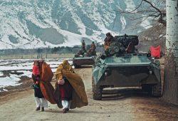 Война в Афганистане 1979–1989  (фото)
