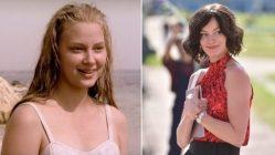 Актеры и актрисы советского и российского кино в дебютных фильмах и сейчас