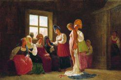 Семья на Руси: правила семейной жизни того времени