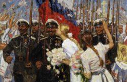Российский флаг - что означают полосы на нем