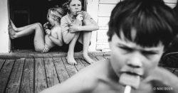 Что такое детство без интернета, телевизора и гаджетов показала мать четверых детей