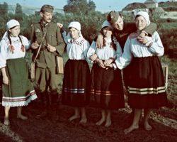 Как нацисты решали «половой вопрос» на оккупированной территории СССР