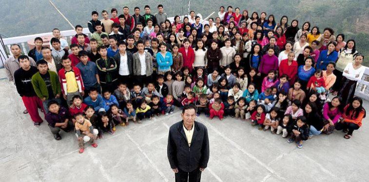 Самая большая семья