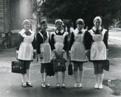 Выпускницы (фото) разного времени