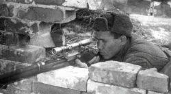 Снайперская дуэль в Великой Отечественной: почему немцы избегали