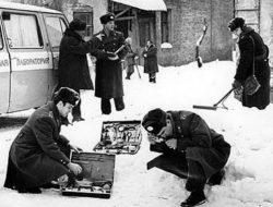 Преступники в СССР. Где они брали оружие?