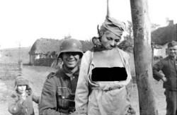 Насилие, издевательства, пытки, мучительные казни советских женщин в плену у фашистов