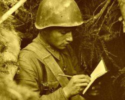 Никогда не воюйте с русскими: письмо с фронта домой от советского солдата