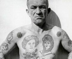 Звезды на плечах - что означает эта тату? «Воровские звезды» - наколка
