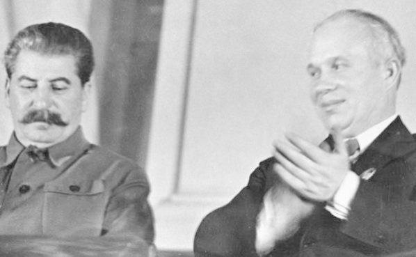 Хрущев ненавидел Сталина