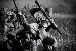 Кто в рукопашной не дрался с русскими, тот войны не видал…