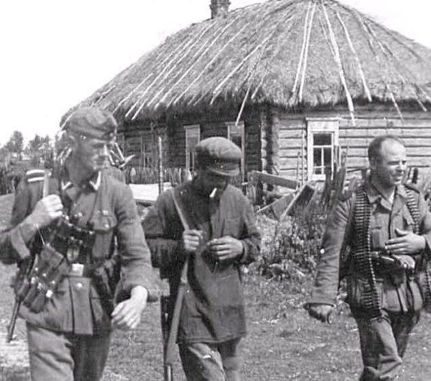 сколько русских воевало на стороне Гитлера