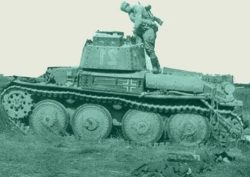 Иван Середа: как кашевар одним топором обезвредил немецкий танк